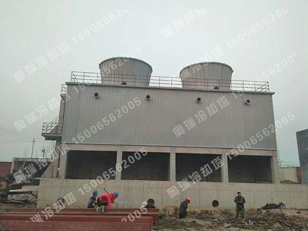 山东恒兴化工厂3000吨水轮机m6米乐网官网