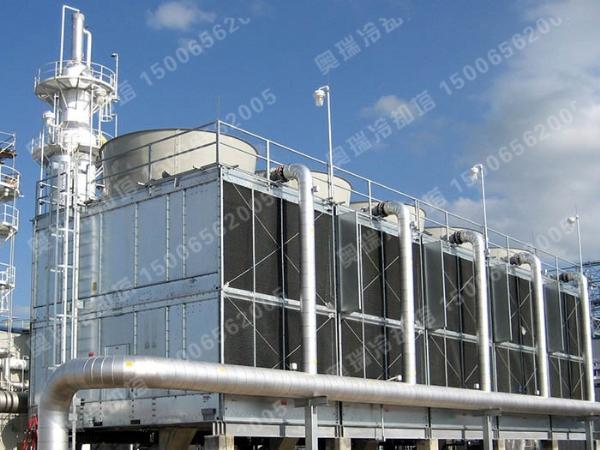 工业方形横流塔